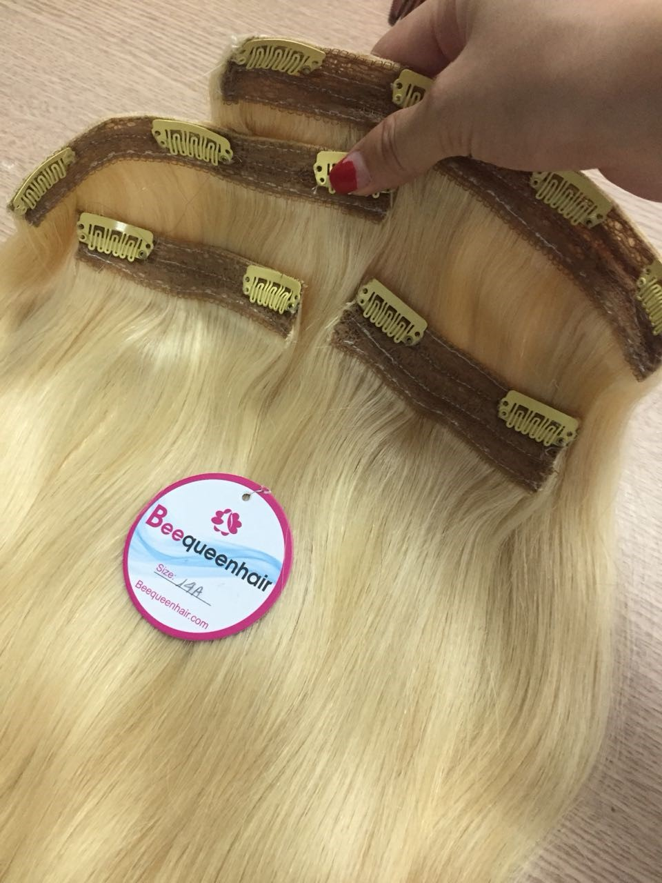 14 Inch Hair Extensions Of Beequeenhair