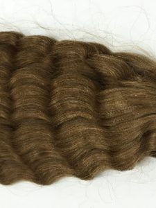 14 Inches Hair Extensions Thick Wavy Double – Double bulk Deep Wavy