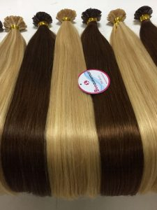 PRE BONDED STRAIGHT,  24 INCHES, COLOR 4 – 22