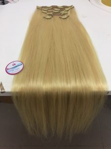 VIETNAM HAIR CLIP IN 30 INCHES STRAIGHT #613