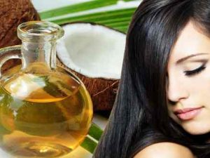 HAVE A BEAUTIFUL HAIR WITH COCONUT OIL AT HOME