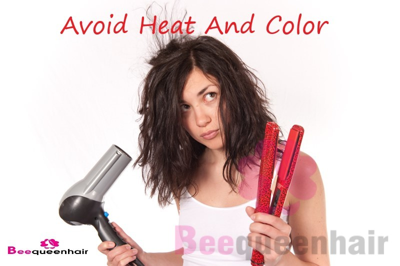 Avoid Heat And Color
