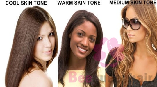 Choosing A Wig Color That Doesn't Match Your Skin Tone
