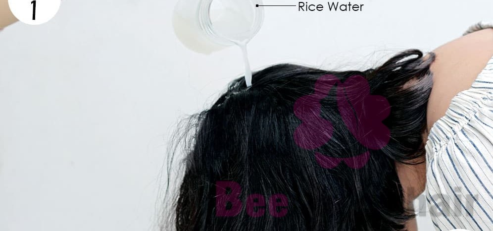 How To Use Boiled Rice Water