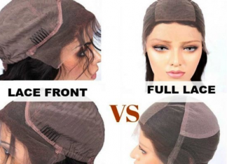 Lace Frontal Wigs Style
