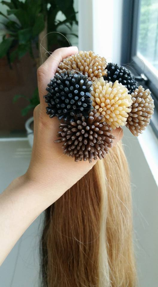 Perfect I Tip Color Hair