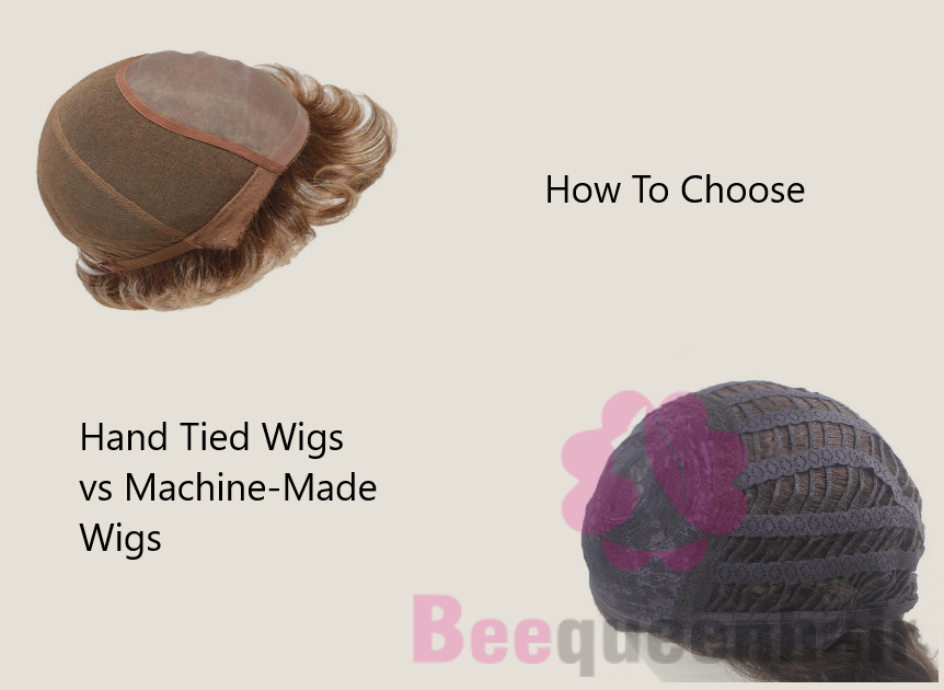 What Are Hand-Tied Wigs