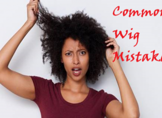 common wig mistakes