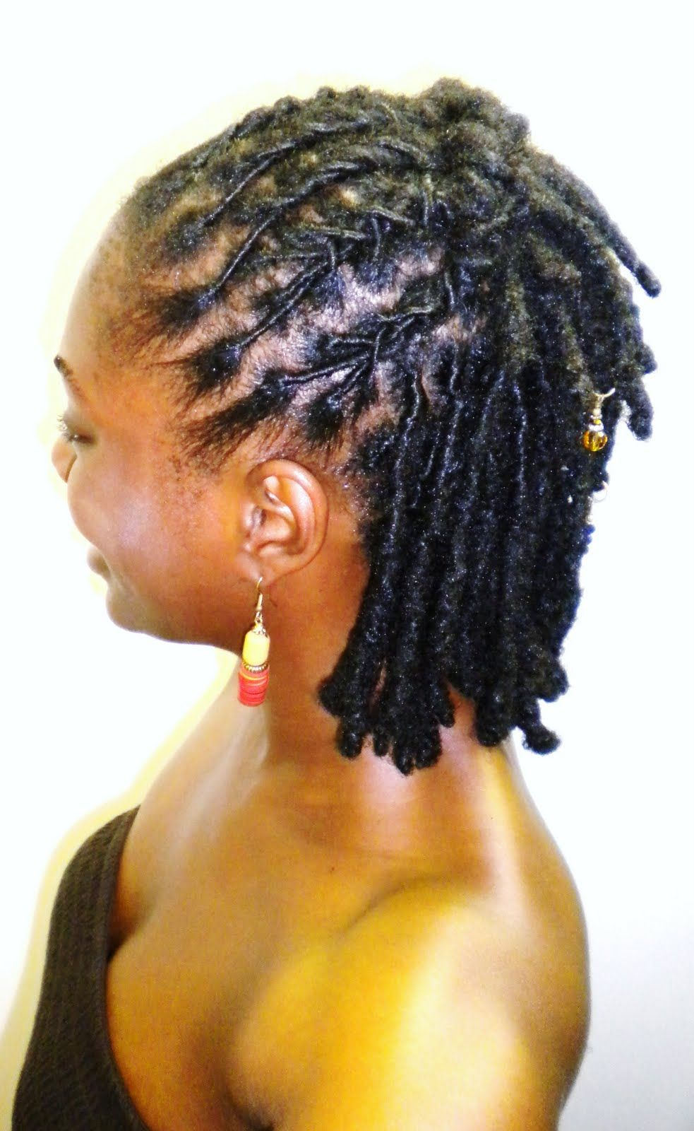 Cornrows And Dreadlocks
