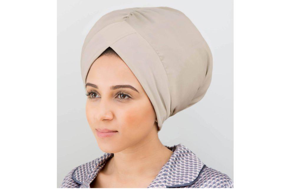Cover Extensions At Night With A Silk Scarf Or Satin Cap