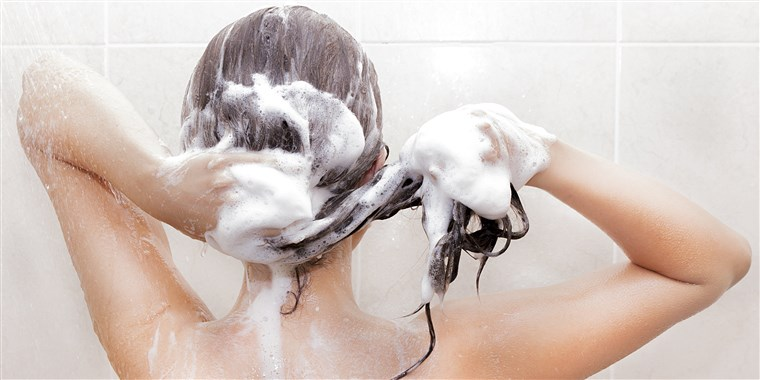 Don't Wash Your Hair Too Regularly