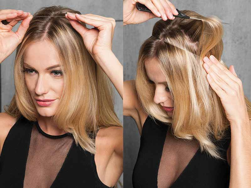 Fixing Your Halo Hair Extensions