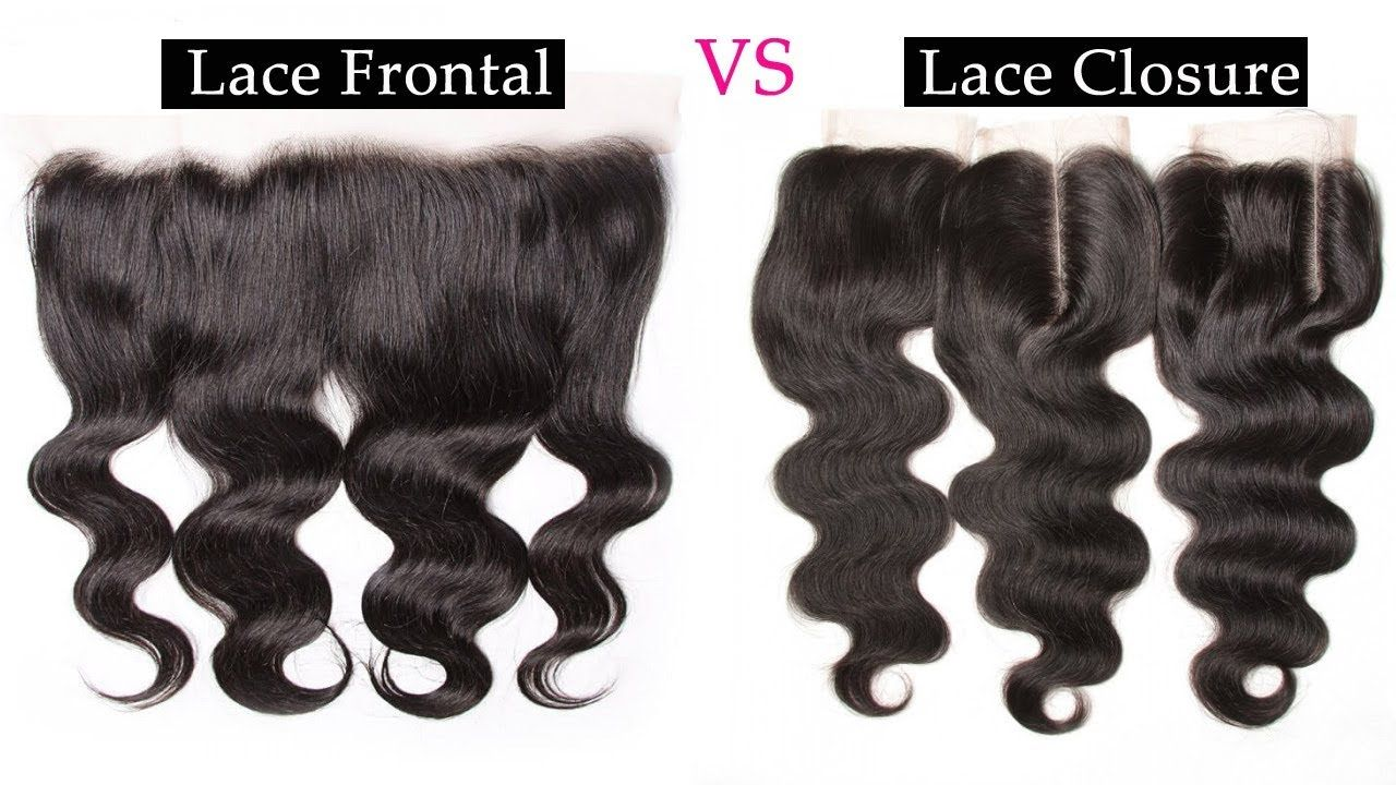 Lace Frontal And Lace Closure