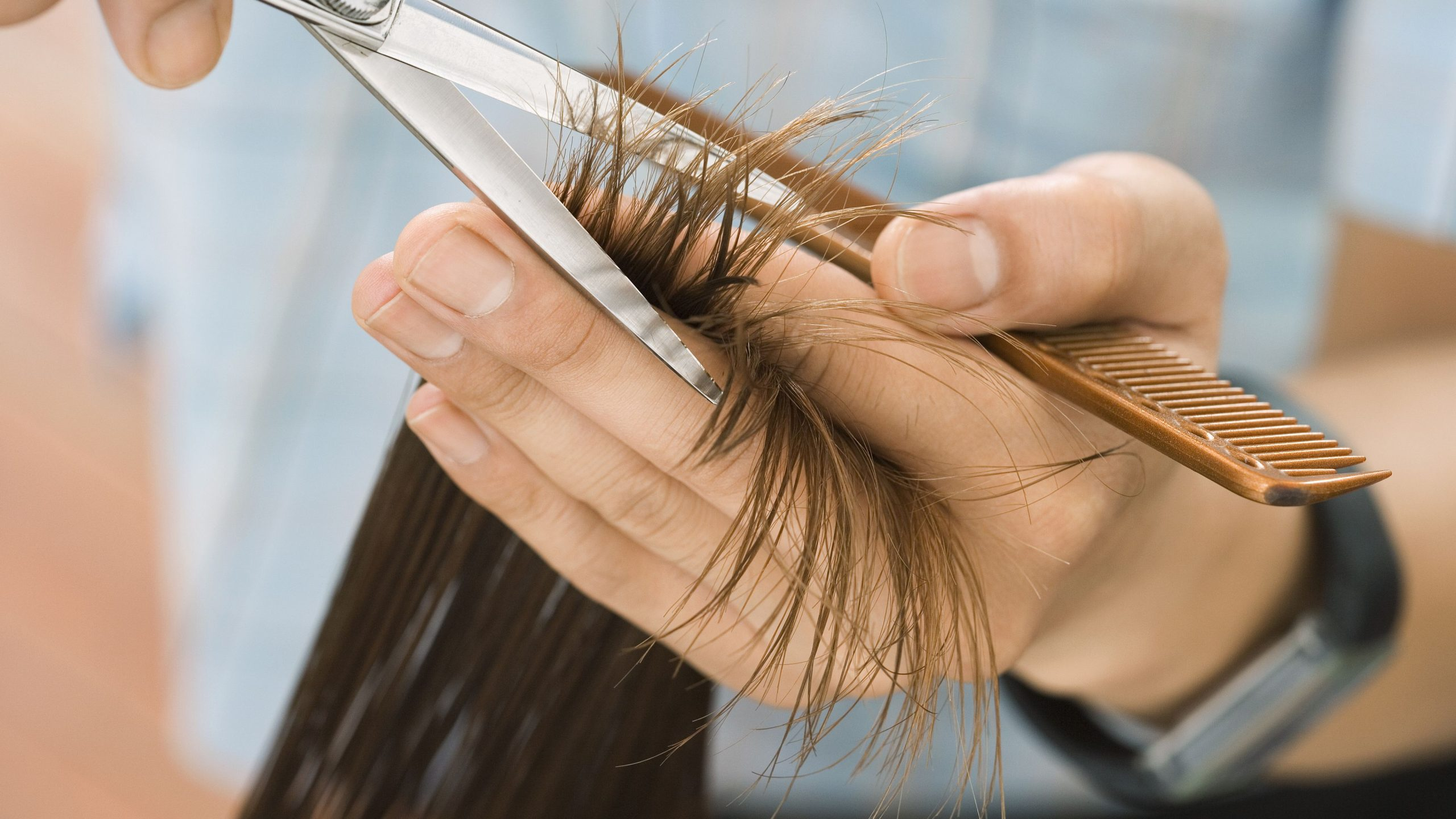 Regular Trim The Ends Of Your Hair