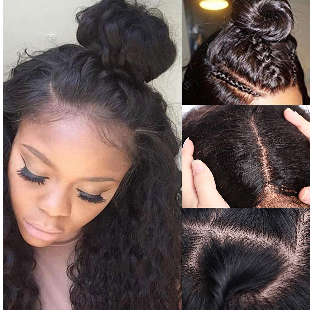 Silk Base Full Lace Wig
