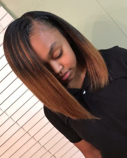 Splendid Sew In Bob