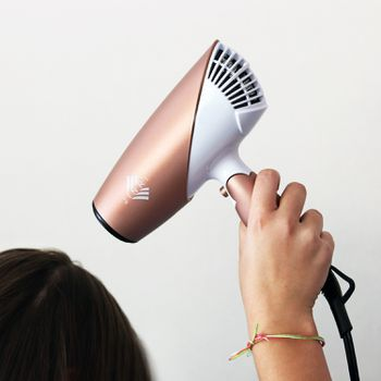 Use A Low Heat Setting For Hairdryer And Point The Nozzle Down