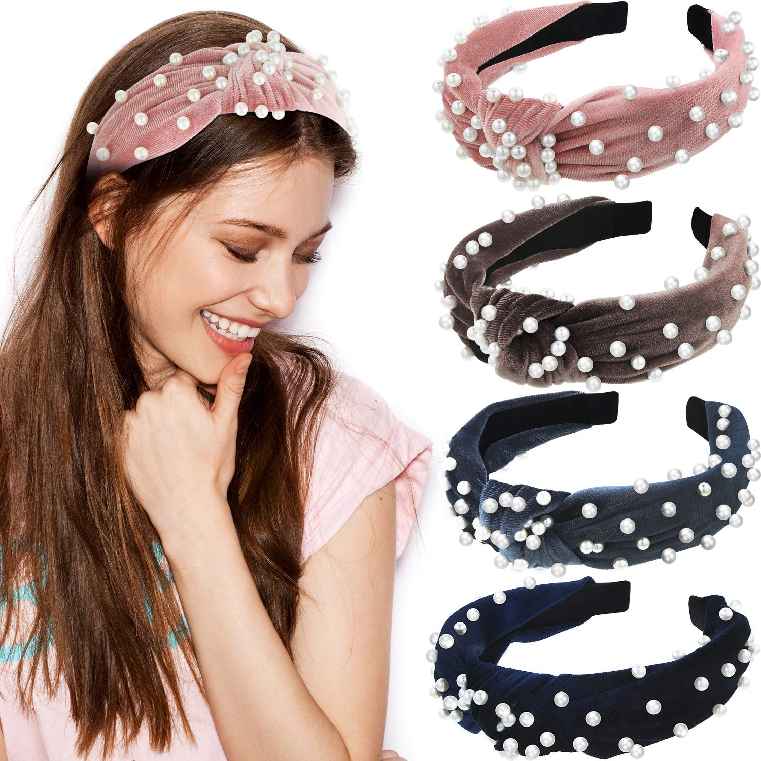 Toothed Headbands
