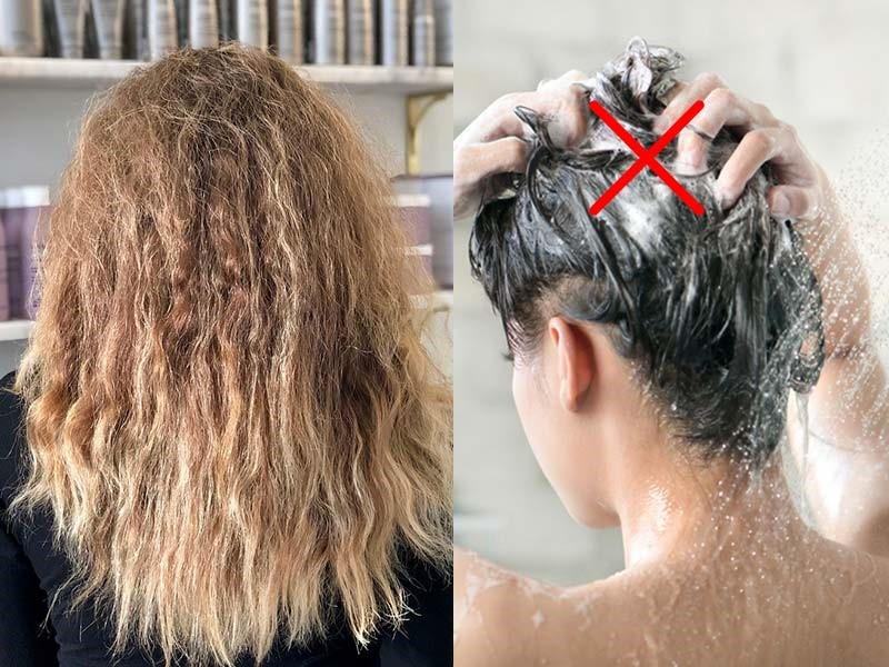 Wash Your Hair Too Frequently