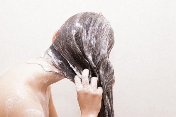 Wash Your Hair With Regularity