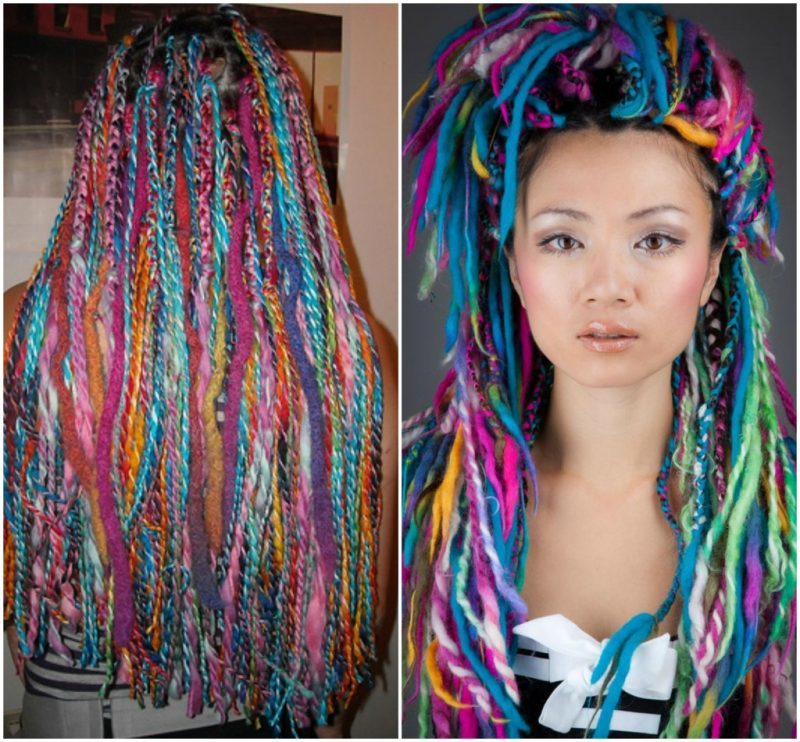 Yarn Dreads